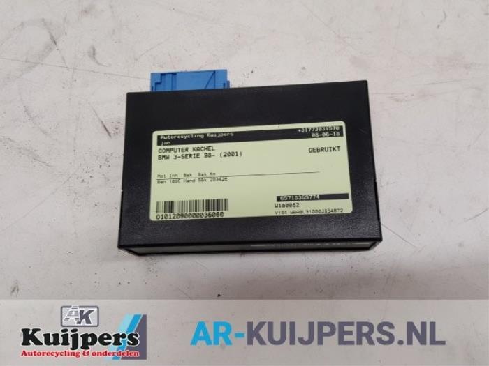 Computer Kachel - BMW 3-Serie