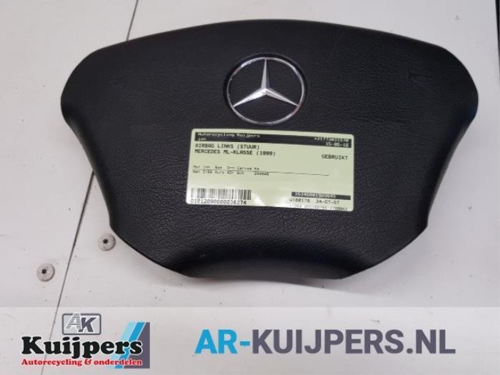 Airbag links (Stuur) - Mercedes ML-Klasse