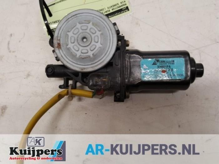 Raammotor Portier - Kia Sorento