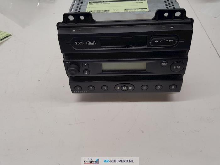 Radio/Cassette - Ford Fiesta
