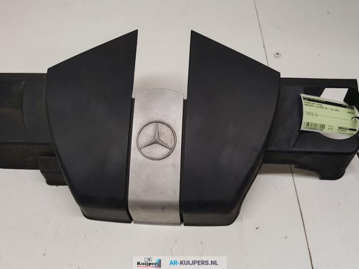 Afdekplaat motor - Mercedes S-Klasse