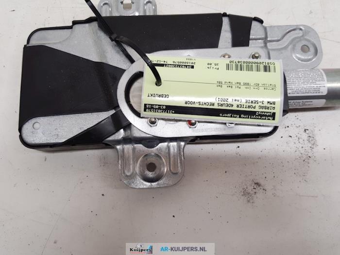 Airbag portier 4Deurs rechts-voor - BMW 3-Serie