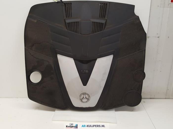 Afdekplaat motor - Mercedes ML-Klasse