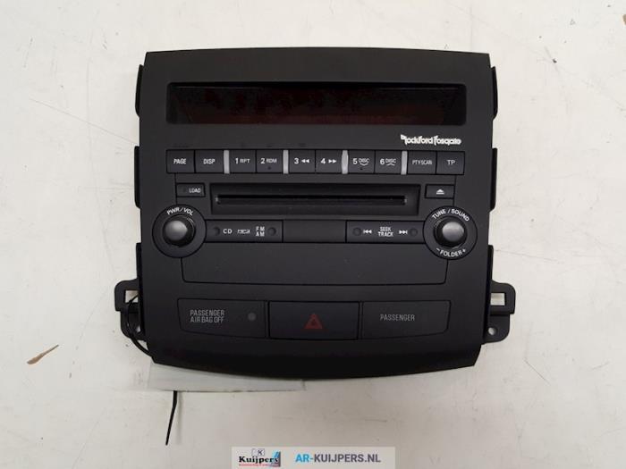 Radio Diversen - Mitsubishi Diversen