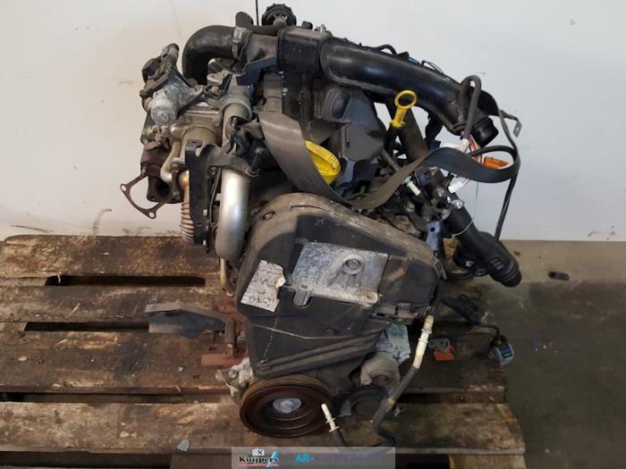Motor - Renault Clio