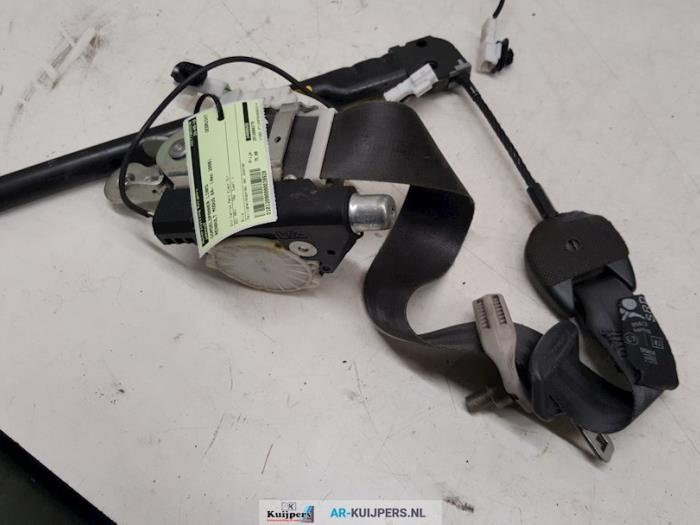 Gordelspanner links - Renault Modus