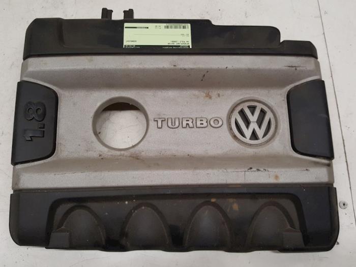 Afdekplaat motor - Volkswagen Polo