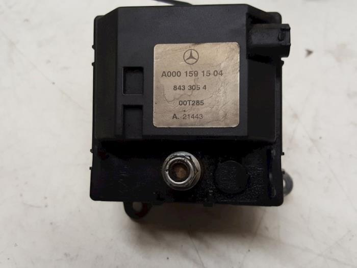 Koelwater Verwarmings Module - Mercedes C-Klasse
