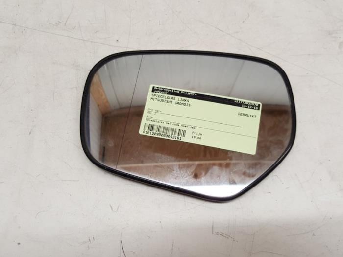 Spiegelglas links - Mitsubishi Grandis