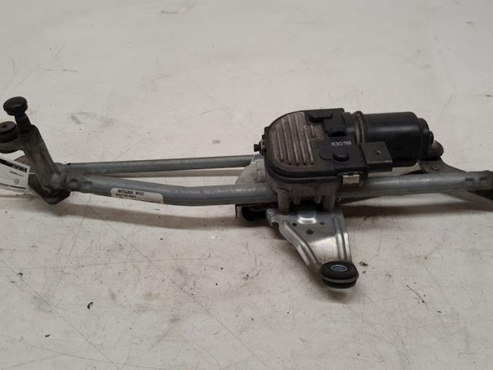 Ruitenwismotor+Mechaniek - Volkswagen Passat