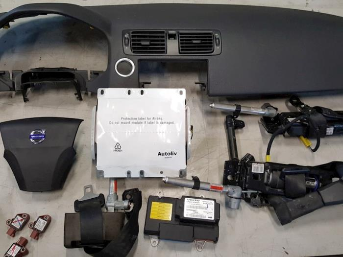 Airbag Set+Module - Volvo V50