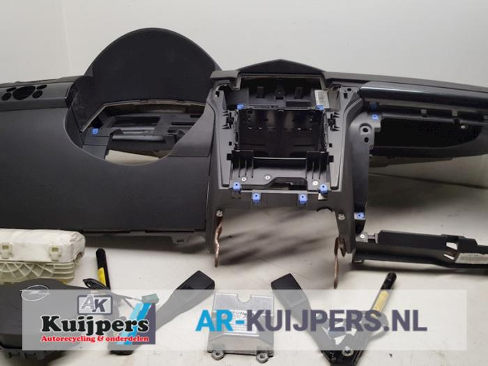 Airbag Set+Module - Opel Astra