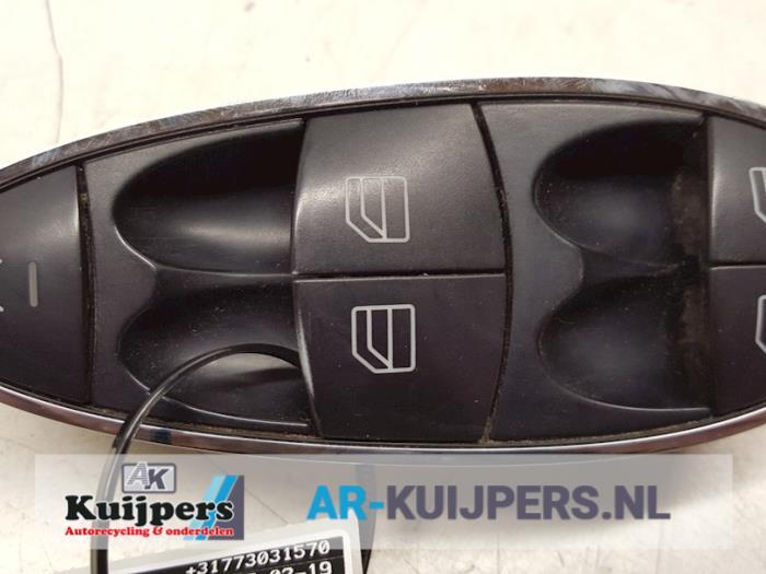 Combischakelaar ramen - Mercedes E-Klasse