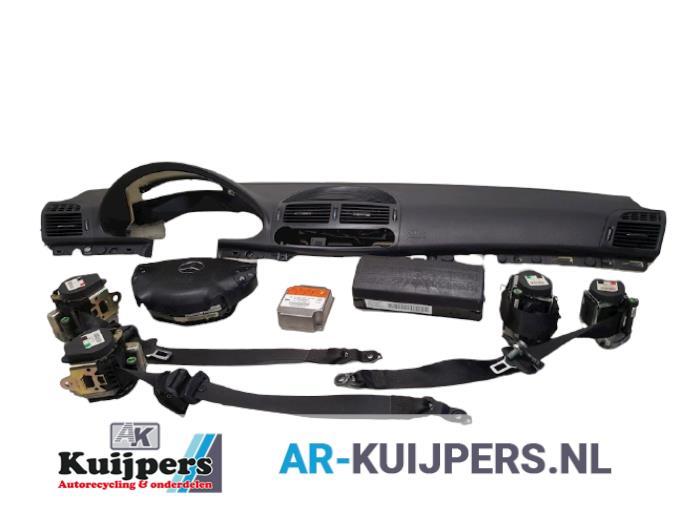 Airbag Set+Module - Mercedes E-Klasse