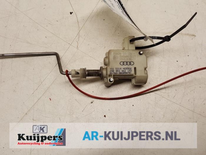 Tankklep Vergrendelingsmotor - Audi A4