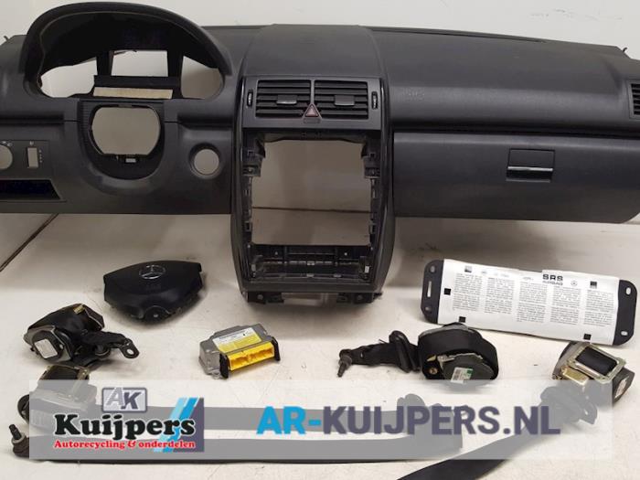 Airbag Set+Module - Mercedes A-Klasse