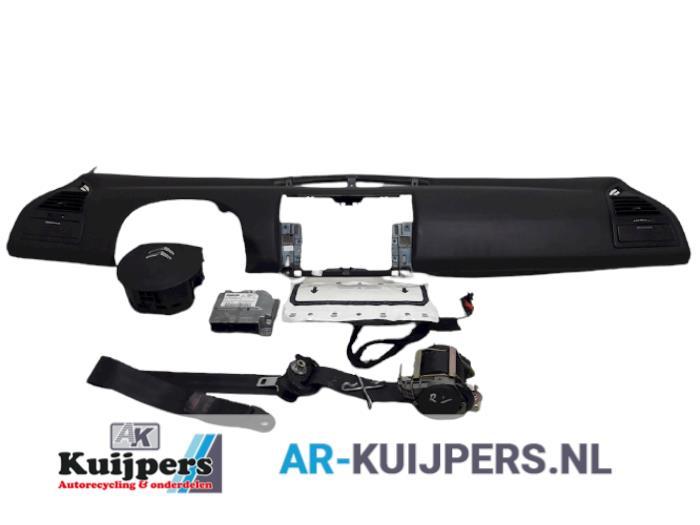 Airbag Set+Module - Citroen C4