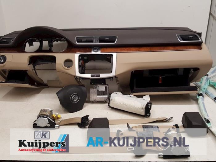 Airbag Set+Module - Volkswagen Passat