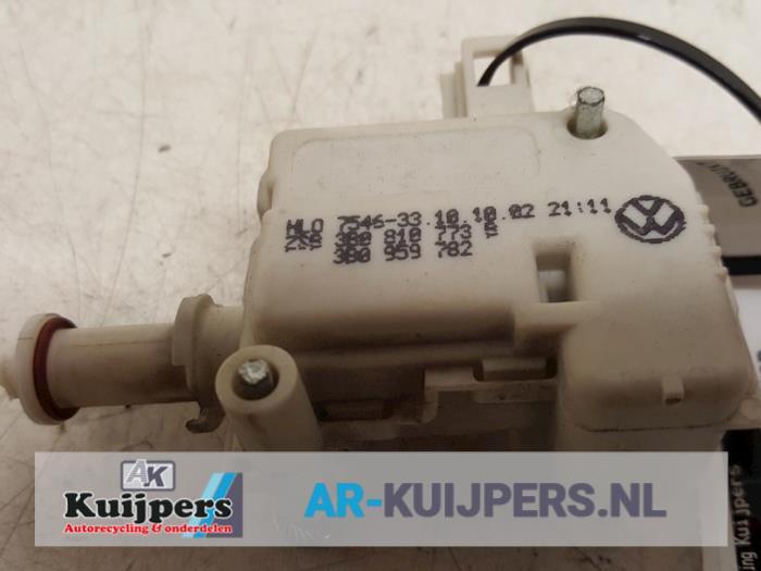 Tankklep Vergrendelingsmotor - Volkswagen Passat
