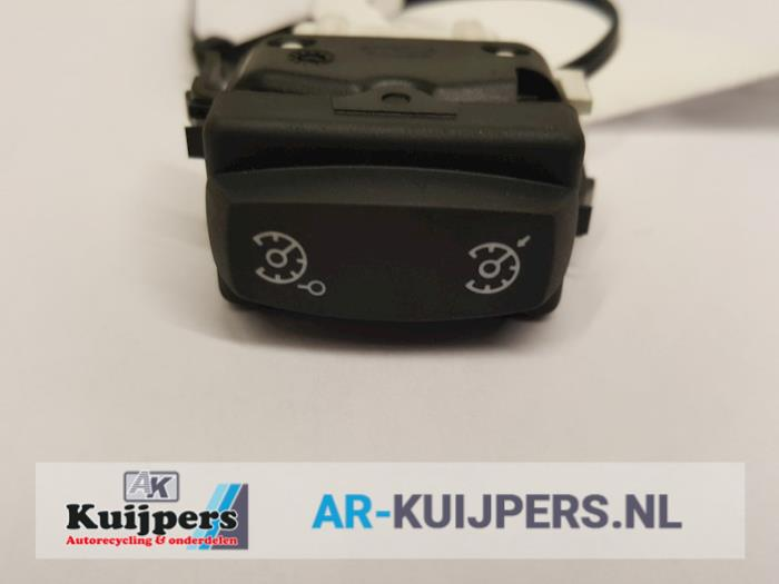 Cruise Control Bediening - Renault Clio