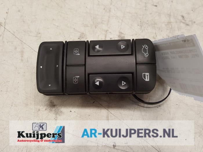 Combischakelaar ramen - Opel Vectra