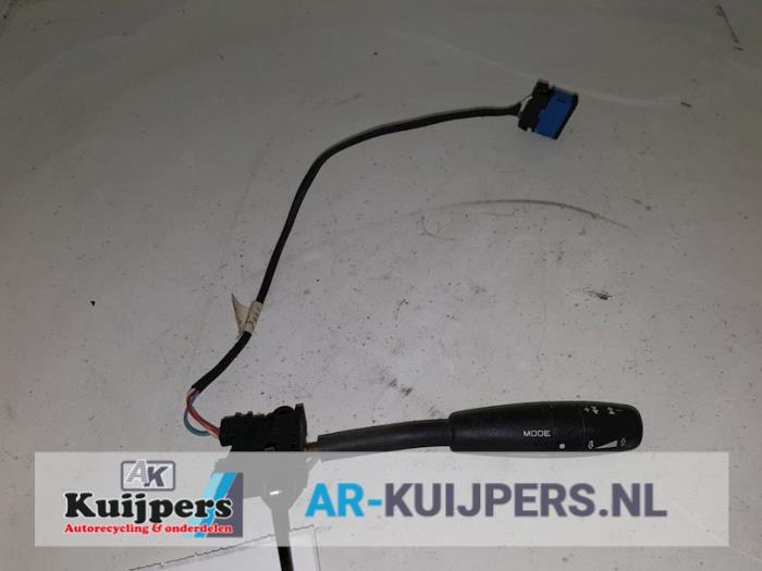 Cruise Control Bediening - Peugeot 206