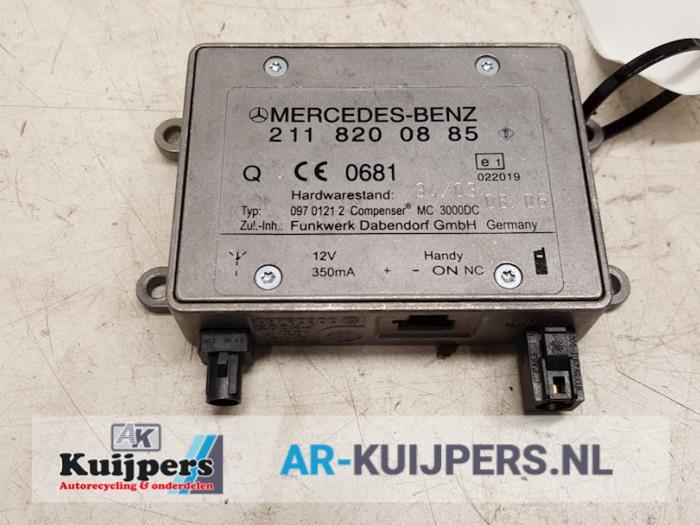 Telefoon Module - Mercedes S-Klasse