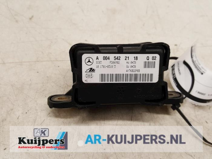 Esp Duo Sensor - Mercedes S-Klasse
