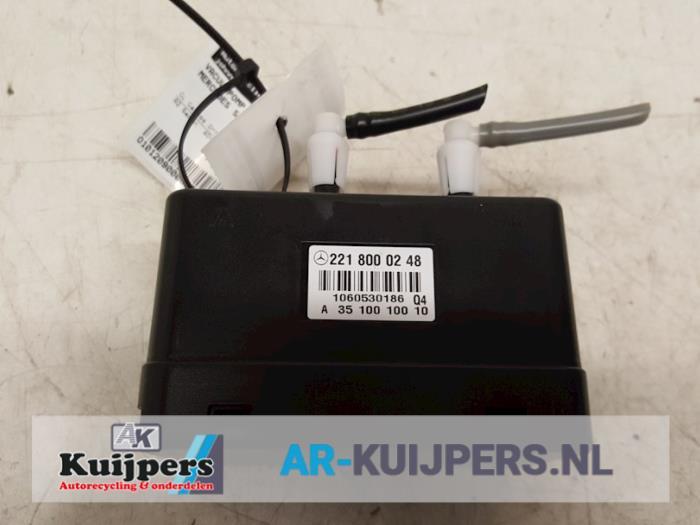 Vacuumpomp Elektrisch Deurvergrendeling - Mercedes S-Klasse