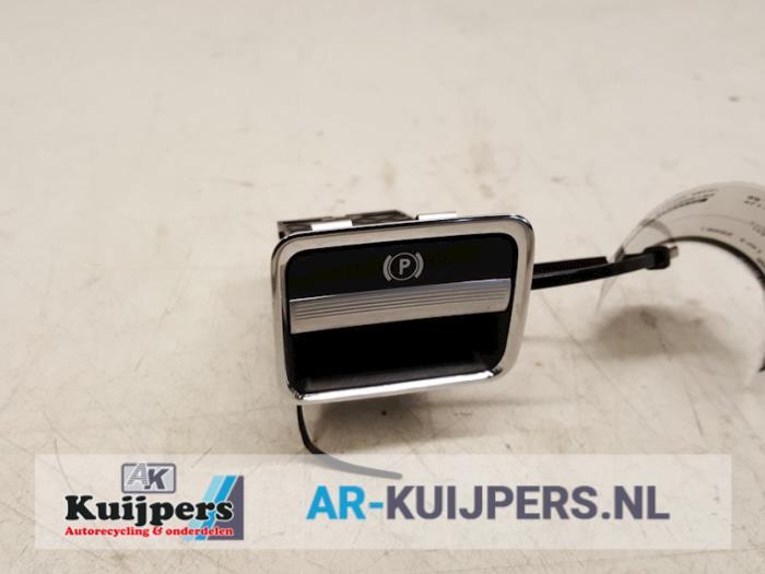 Handrem schakelaar - Mercedes S-Klasse