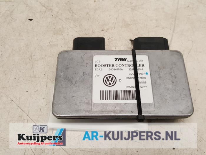 Computer Cruise Control - Volkswagen Phaeton