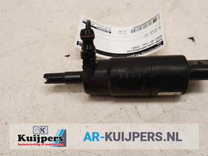 Pomp koplampsproeier - Audi A3