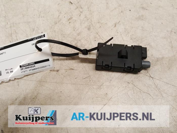 Antenne (diversen) - Peugeot 207