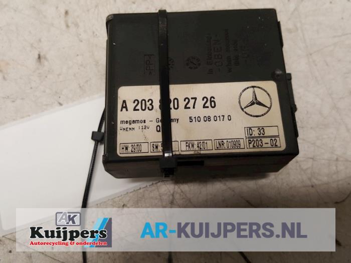 Module (diversen) - Mercedes C-Klasse