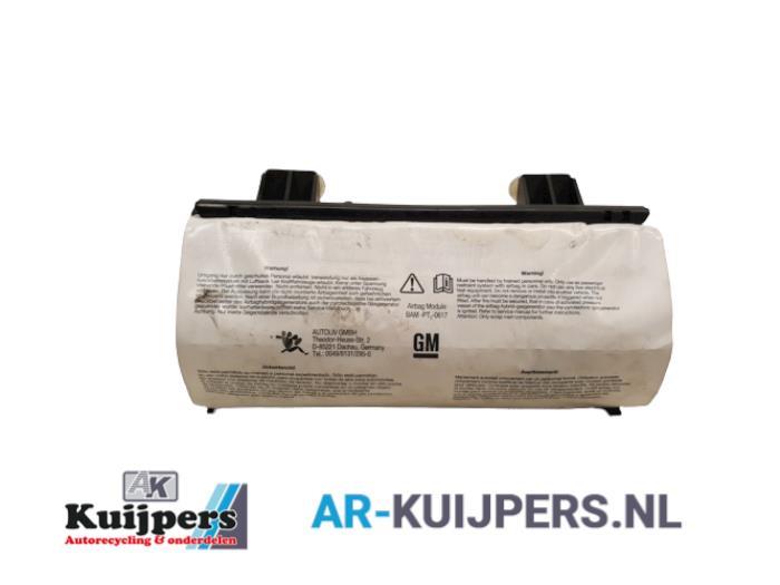 Airbag rechts (Dashboard) - Opel Tigra