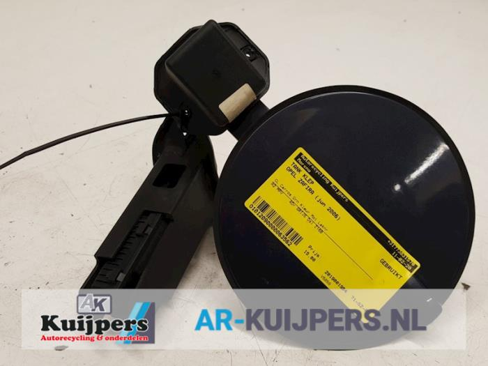 Tank Klep - Opel Zafira