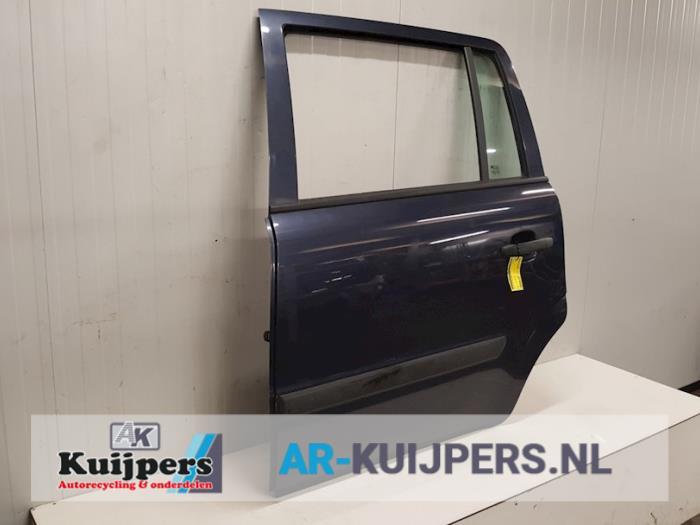 Portier 4Deurs links-achter - Opel Zafira