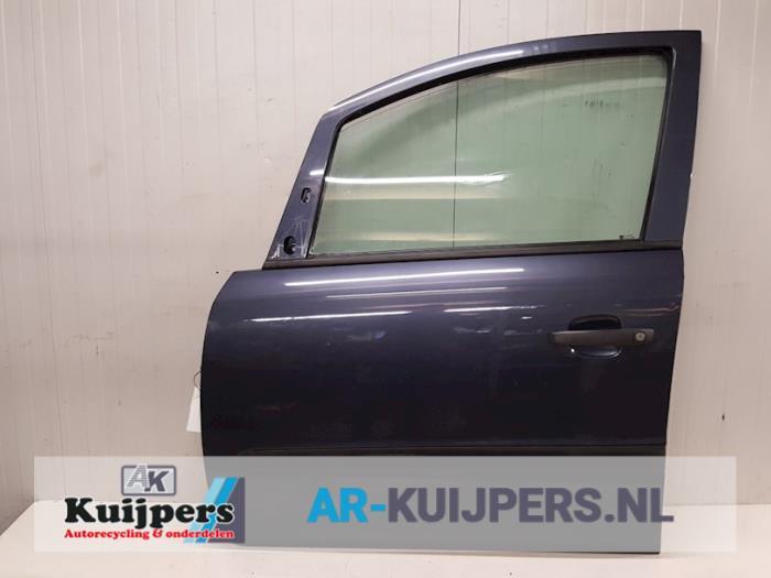 Portier 4Deurs links-voor - Opel Zafira
