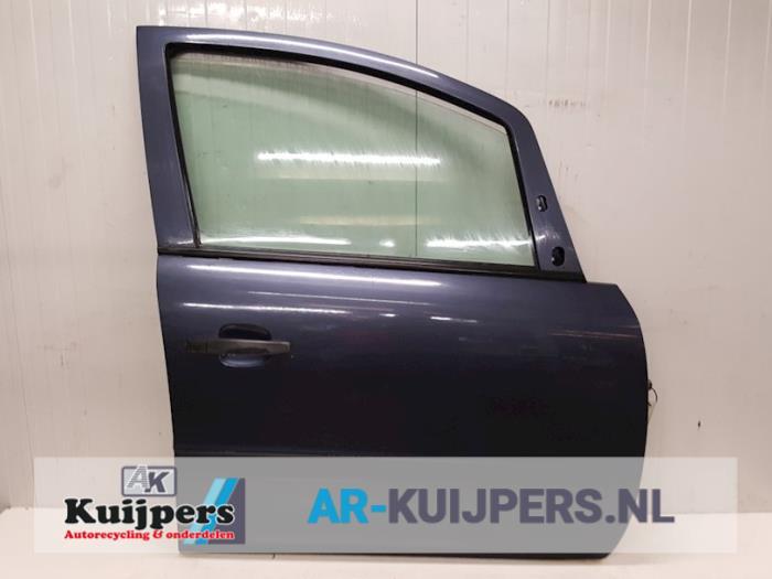 Portier 4Deurs rechts-voor - Opel Zafira