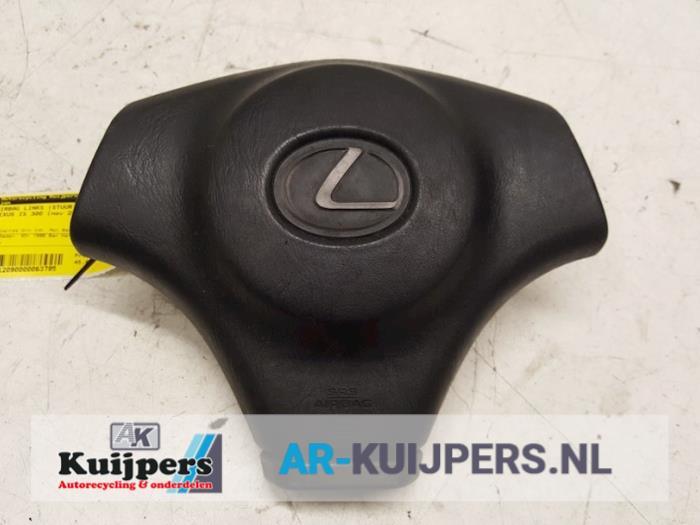 Airbag links (Stuur) - Lexus IS 300