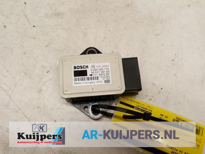 Esp Duo Sensor - Citroen C4 Picasso