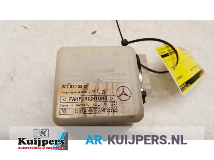 Alarm sensor - Mercedes S-Klasse