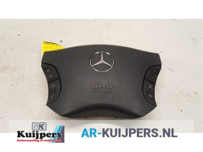 Airbag links (Stuur) - Mercedes S-Klasse