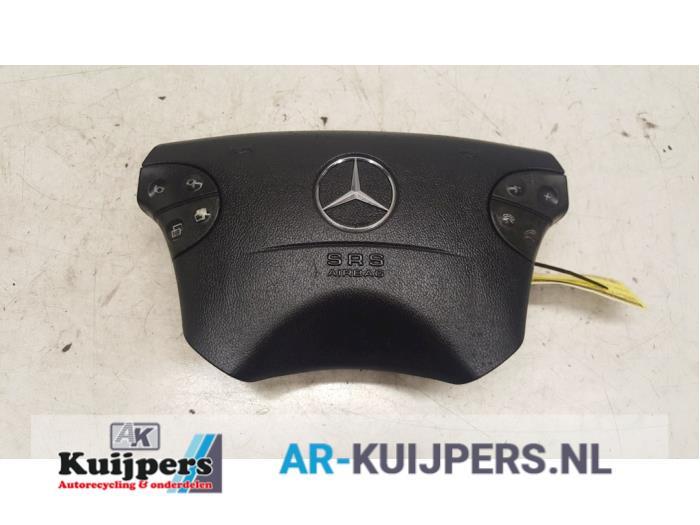 Airbag links (Stuur) - Mercedes E-Klasse