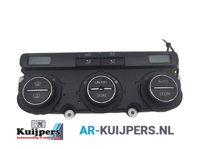 Display Climat Control - Volkswagen Golf Plus