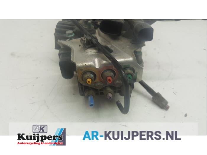 Luchtpomp (Vering) - Volkswagen Touareg
