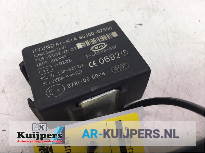 Immobiliser module - Hyundai Accent