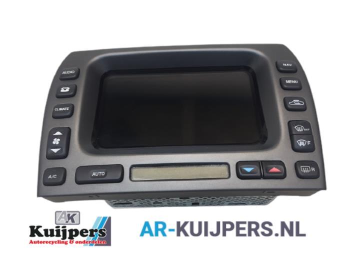 Navigatie Display - Jaguar X-Type