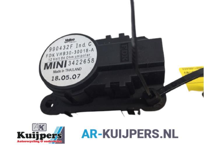 Kachelklep Motor - Mini Mini
