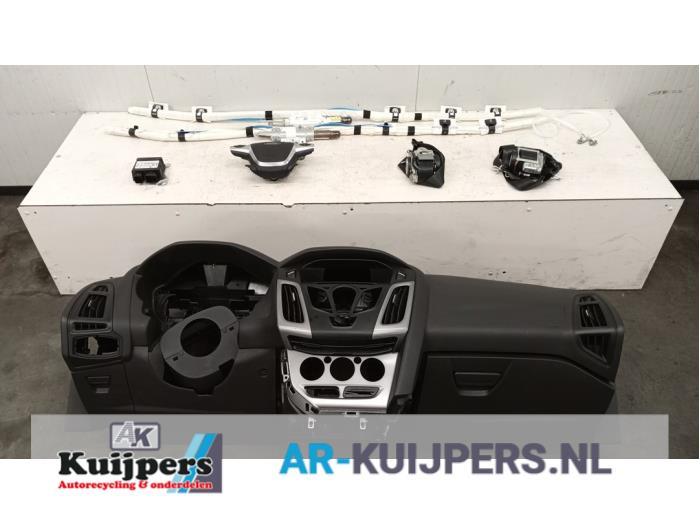 Airbag Set+Module - Ford Focus